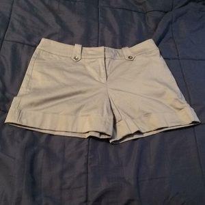 White House | Black Market Shorts, Size 6